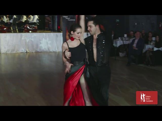 Robbie 'Paseo Doble' Schuett—Calgary STARS Gala 2017