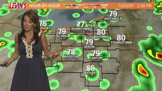 Morning weather forecast for Northeast Ohio: August 21, 2018
