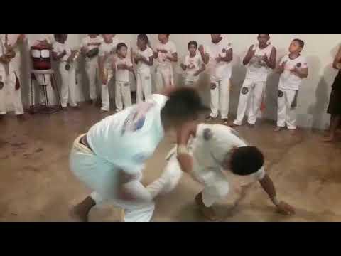 Associacao de capoeira brasil cultura  candido Mendes maranha.