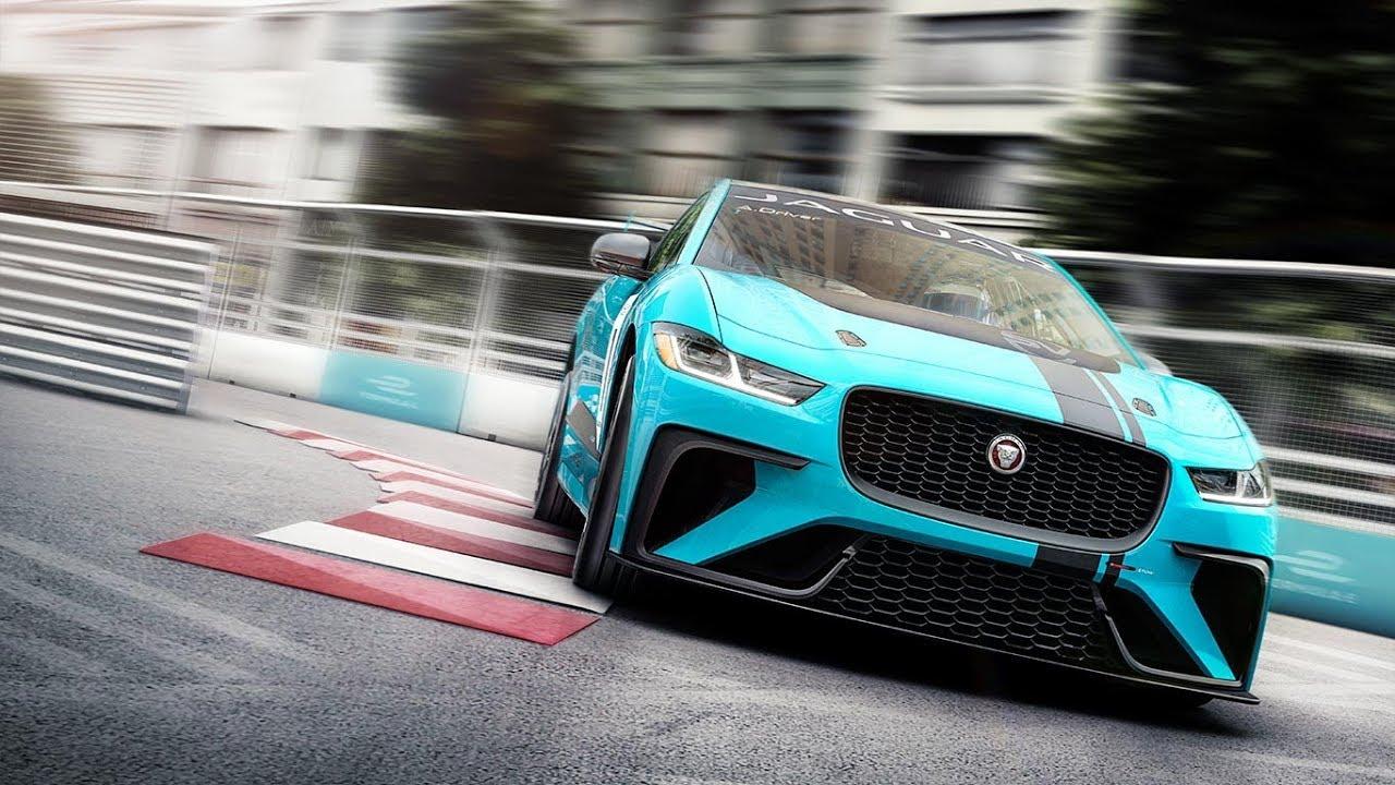 Jaguar Racing Introducing The I Pace Etrophy
