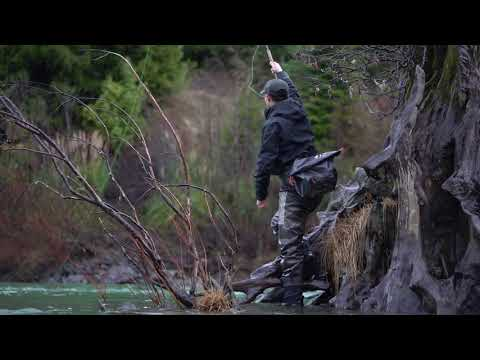 Fly Fishing For California Steelhead On The Swing