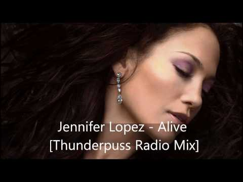 Jennifer Lopez  A Thunderpuss Radio Mix HD