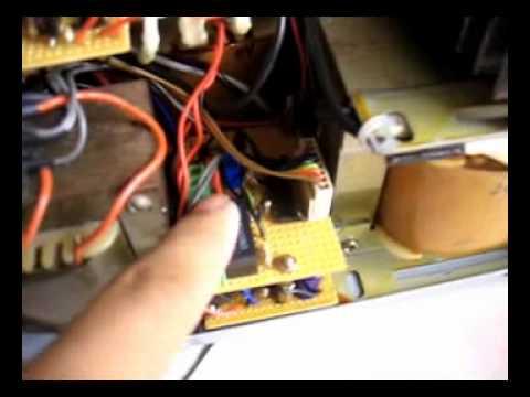 Inversor De Voltaje 12v Dc 110v Ac 500w Mos Fet Power