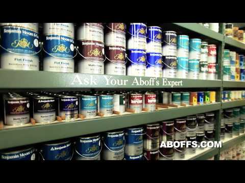 Aboff's Your Neighborhood Paint Store by Vispol.tv