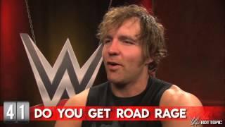 Hot Minute: WWE's Dean Ambrose