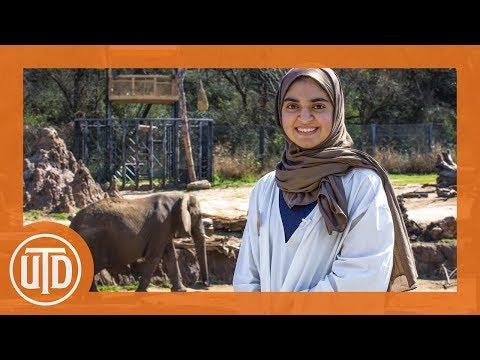 Dallas Zoo Intern