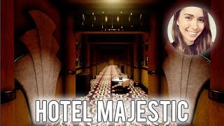 [ Hotel Majestic ] Great teaser inspired by the Shining
