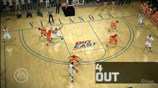 NCAA Basketball 10 Xbox 360 Trailer - Motion Offense Trailer