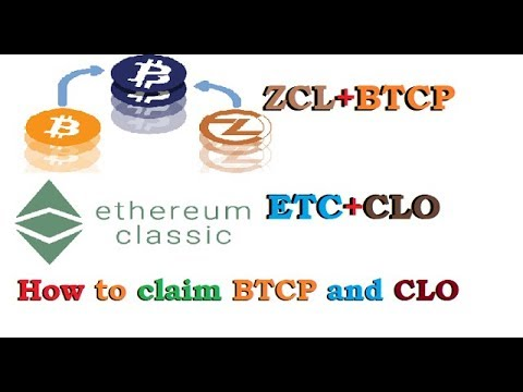 How to claim callisto and bitcoin private coin ? hindi/urdu