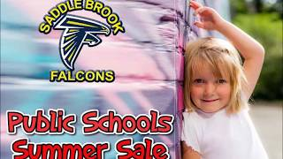 SADDLE BROOK PUBLIC SCHOOLS - SCHOOL UNIFORM SUMMER SALE