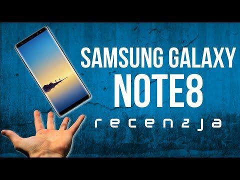Samsung Galaxy Note 8 - Czy warto kupić? TEST