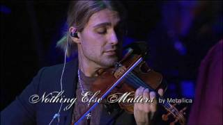 Gambar cover David Garrett - Nothing Else Matters (HD)