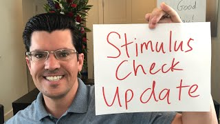 Stimulus Check 2 & Second Stimulus Package update Saturday August 8th
