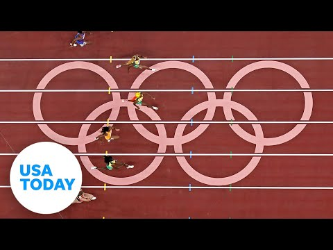 Ledecky leaves Tokyo with gold, Skinner replaces Biles; men's 100m dash final Sunday | USA TODAY