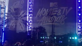 All Time Low Dirty Laundry Live From The MTV Movie and Film Awards Festival