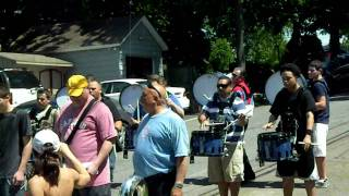 Westchester Brassmen, Street Beat