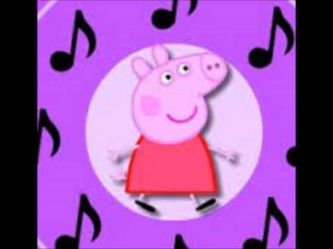 Peppa pig músicas