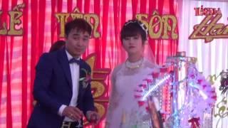 Nữ MC đám cưới đẳng cấp và duyên dáng nhất chưa từng thấy