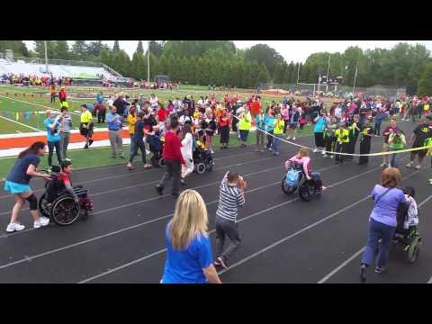 Beaverton Middle School Heats Special Olympics
