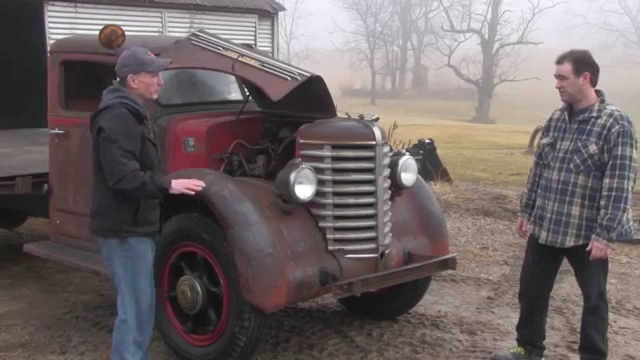 Finding a Classic Truck to Restore - YouTube