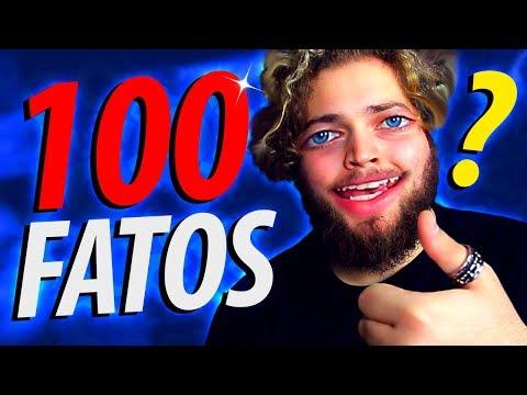 100 FATOS QUE NÃO INTERESSAM A NINGUÉM — wuant