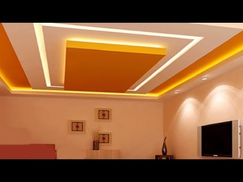 Ceiling Design For Bedroom And Hall Pictures 2018 False Ceiling Designs Ideas Youtube