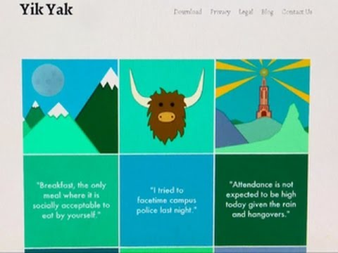 Technology and the Bullying Epidemic: The Case of Yik Yak
