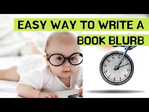 The Blurb Equation - How to Write A Kick-Butt Blurb
