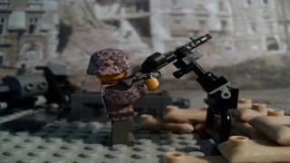 WW2 Lego Battle of Berlin 1945