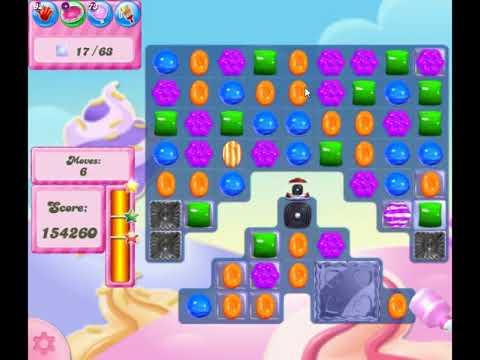 Candy Crush Saga Level 2839 - NO BOOSTERS