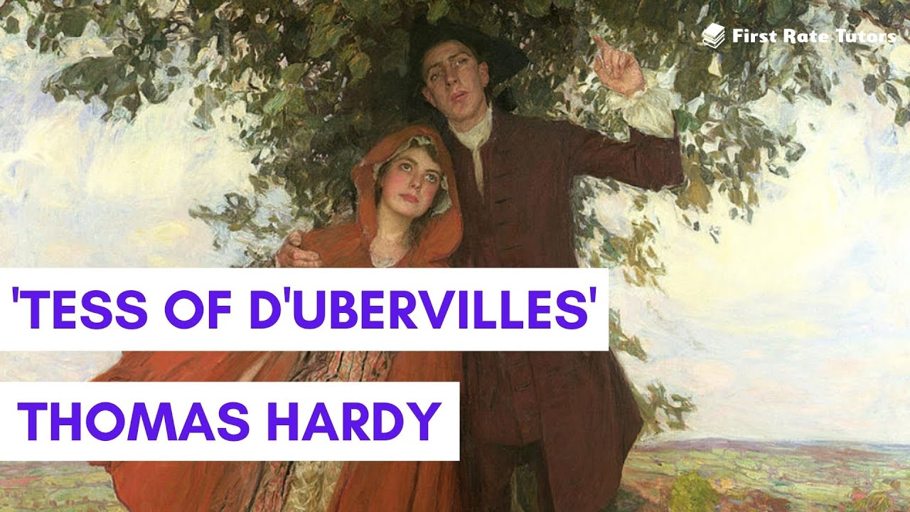 """Download """"Tess of d'Ubervilles"""" by Thomas Hardy: Plot, Characters and Themes *REVISION*"""