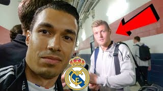 REAL MADRID TEAM GETROFFEN😱BAYERN vs REAL