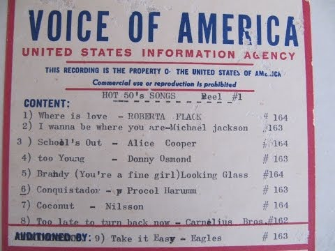 (1972) Radio / Voice of America via Kavala
