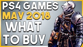 PS4 Games in MAY 2018 - What to BUY! (NEW PlayStation 4 Games 2018)