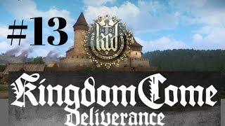 Kingdom Come Deliverance #13 Masakra w stadninie