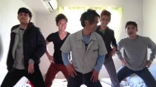 Budots budots japan boys R4j