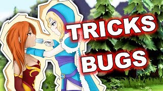 The BEST Dota 2 Tricks, Tips and Bugs 7.07C!