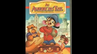 Opening To An American Tail 1998 VHS