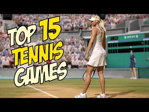 TOP  BEST TENNIS GAMES for Android & iOS in