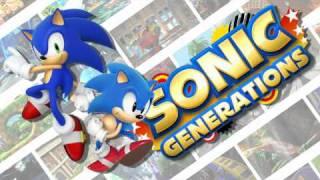 Sonic Generations 3DS [OST] - Boss: Big Arm