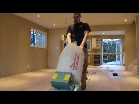 af wood floors installing sanding and finishing hardwood floors youtube