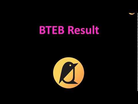 Bteb Result