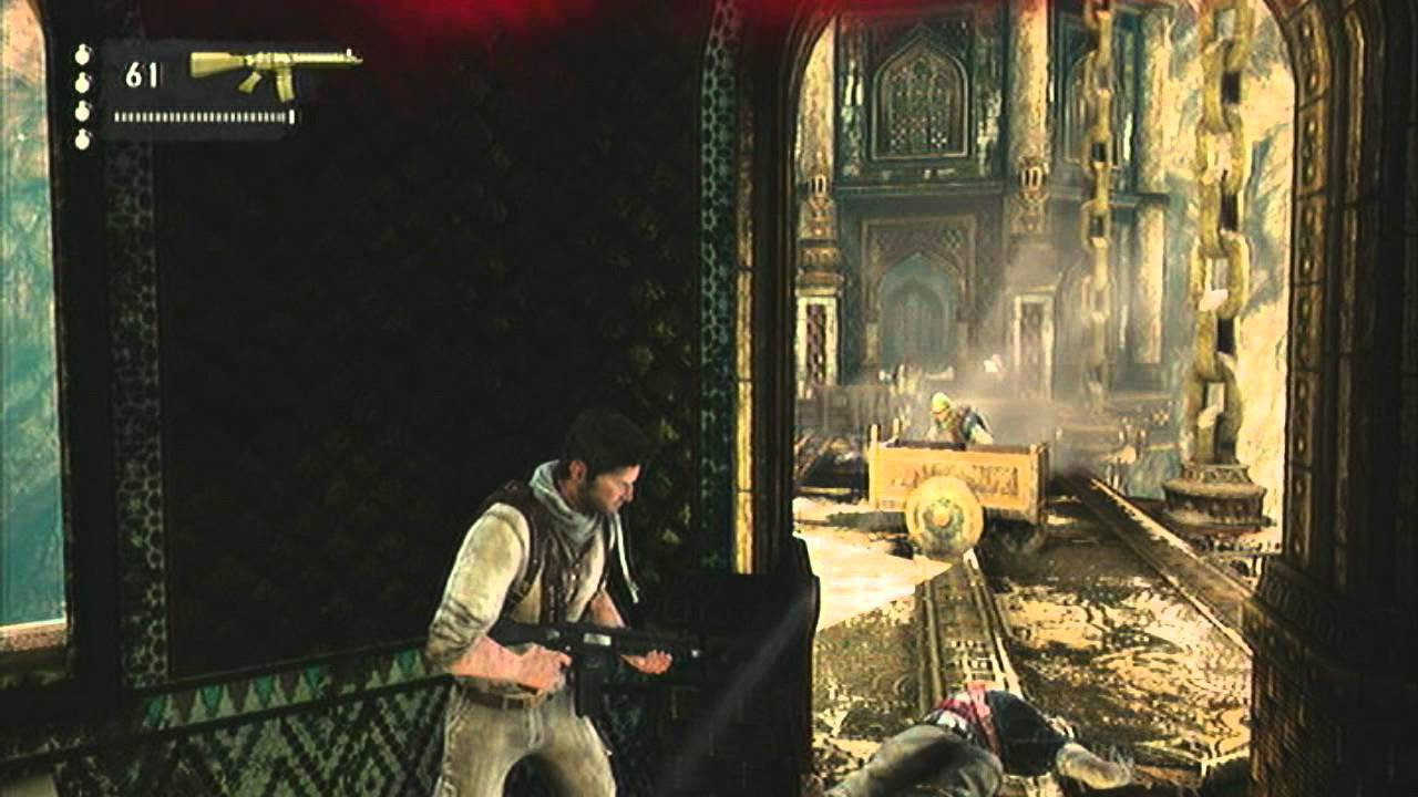 uncharted 3 throwback master trophy guide youtube rh youtube com Uncharted 3 PS3 GameStop Uncharted 3 Cheats PS3