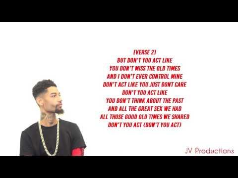 PnB Rock - Alone Lyrics