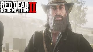 Red Dead Redemption 2 True Ending (Epilogue Ending John Marston Revenge)