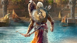 Assassin's Creed: Origins - PC Gameplay - Prologue & First Mission