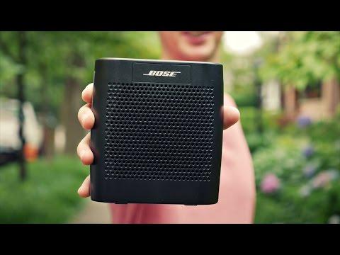 Bose SoundLink Color Review: Best Portable Bluetooth Speaker?