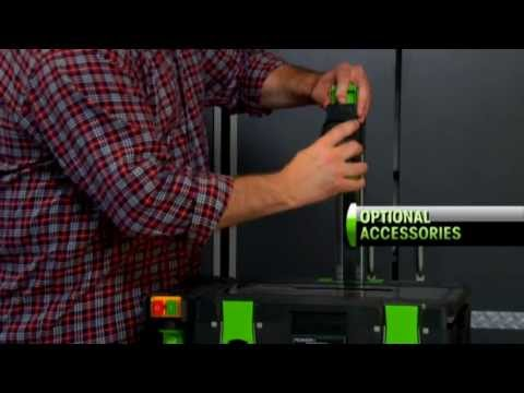 power8 workshop 8 cordless power tools in 1 youtube. Black Bedroom Furniture Sets. Home Design Ideas
