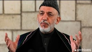 Karzai wants early exit for ISAF troops