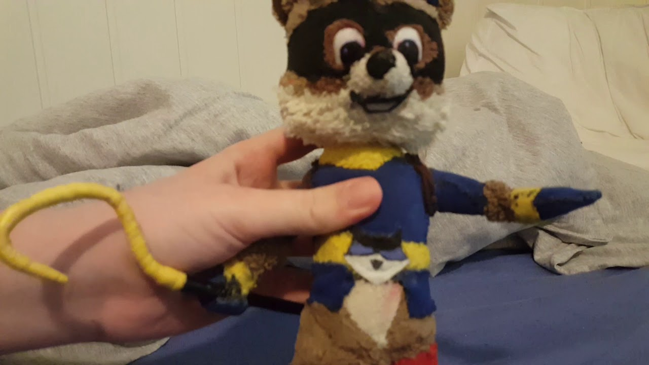 Sly Cooper Stuffed Animal, Sly Cooper Plush Cheap Online